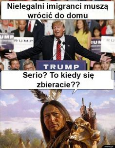 Polscy internauci oceniają wybór Donalda Trumpa na urząd prezydenta USA Wtf Funny, Hilarious, Hahaha Hahaha, Russian Jokes, Tf2 Memes, Funny Moments, True Stories, Laughter, I Am Awesome