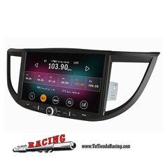 334€ - ENVÍO SIEMPRE GRATUITO - Consola Ordenador de a Bordo GPS Radio 2GB RAM 1024*600 Quad Core Para Honda CR-V 2012-2014 - TUTIENDARACING