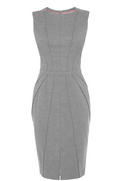 Sunray Dress | Grey | Oasis Stores