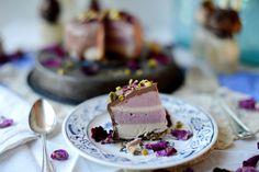 Fare Isle | Vegan Frozen Layer Cake with Dark Chocolate Coconut Milk Ganache