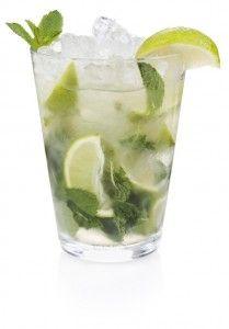Mojito Drink opskriften | Opskriften på Mojito