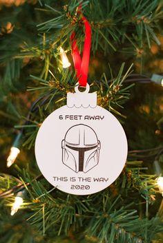 2020 Sci Fi Ornament Alien Ornament 2020 Christmas Ornament | Etsy