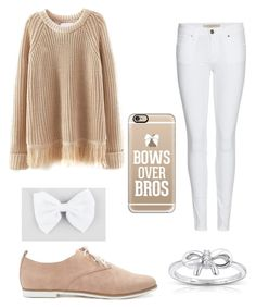 """""""Bows over Bros"""" by gabrielle-dixon ❤ liked on Polyvore featuring Forever 21, Burberry, Full Tilt, Casetify and Kobelli"""