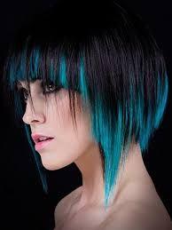 Bildergebnis für blaue haare