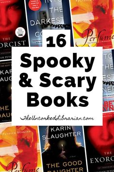Halloween Reading List 2020: Are you looking for seriously spooky books to read this fall?  Don't miss these scary books, thrillers, horror books, suspense books, and so much more on this fall book list. Best Books To Read, New Books, Good Books, Reading Lists, Book Lists, Literary Travel, Fallen Book, Indie Books, Horror Books