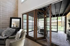 Accordian Doors Design, Pictures, Remodel, Decor and Ideas