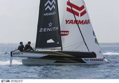 « Spindrift » remporte le Tour de France à la voile.