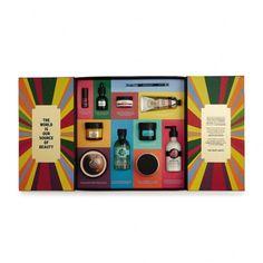 Coffret cadeau spécial 40ème anniversaire, The Body Shop