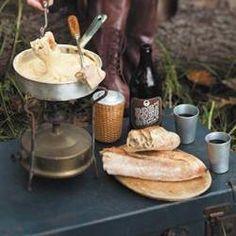 Cheese fondue/Kaasfondue