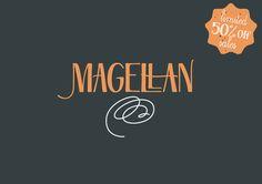 Magellan by Anastasia Dimitriadi on Creative Market