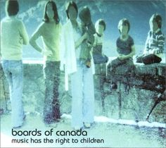 Boards of Canada - Music Has the Right to Children.  A groundbreaking electronic music album that has enough calm innovation and complexity to go to sleep to countless times and still hear something new as you drift away.