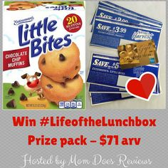 I worked with BBUSA to bring you these fun recipes and great giveaway.  All opinions are 100% my own. Check out these fun Lunch Box Ideas! This giveaway is sponsored by Bimbo Bakeries USA, Inc and hosted by Mom Does Reviews. It's that time of year...