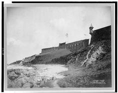 La fortaleza de San Cristóbal (1908).  Puerto Rico   Imágenes del Ayer   Vintage Images - Page 37 - SkyscraperCity