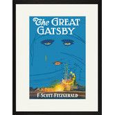 Found it at Wayfair - The Great Gatsby Canvas Wall Art
