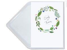 Hochzeitseinladungskarte für eine Boho-Hochzeit. Gedruckt auf Feinstpapier. Personalisierbar unter: www.carte-royale.com