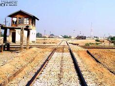 Rohri train station - Pakistan Railway