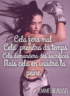 Fitness Femme Motivation Belle Ideas For 2019 Motivation Goals, Fitness Motivation Quotes, Motivation Inspiration, Fitness Goals, Inspiration Fitness, Citations Sport, Motivational Quotes, Inspirational Quotes, Quotes Positive