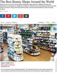 Guess who @Allure.com chose as one of The Best Beauty Shops Around the World http://www.allure.com/beauty-products/2015/best-beauty-shops-around-the-world#slide=4