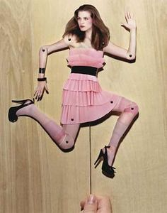 Creative Ad Critiques - Surreal Fashion Photography (GALLERY)