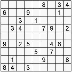 Superb image pertaining to washington post sudoku printable