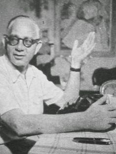 Ahmet Kutsi Tecer 1957.