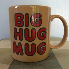 The FTD Big Hug Bouquet Collectible Big Hug Coffee Mug HBO True Detective