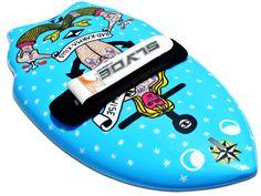 Karma Wedge Handboard for bodysurfing with Gopro Attachment