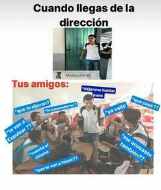 Funny Spanish Memes, Spanish Humor, Stupid Funny Memes, Best Memes, Dankest Memes, Funny Images, Funny Pictures, Mexican Memes, Boyfriend Memes