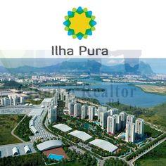 Ilha Pura Vila dos Atletas Apartamento 2, 3 e 4 quartos na Barra da Tijuca