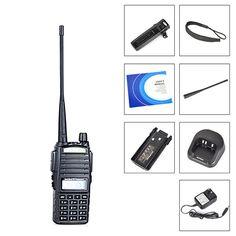 BaoFeng UV-82 136-174/400-520 MHz FM Ham Two-way Radio Transceiver http://shrsl.com/?dmcp