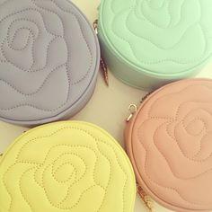 Aristotle Rose Bag ✿