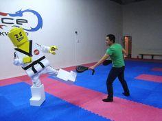 Lego karate