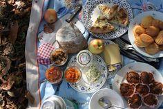 Herfst picknick