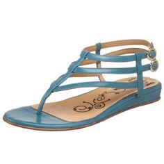 Tibi Women's Eden Flat Sandal