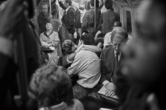 Fascinating Photographs Of The London Underground From The 1970s To Present - DesignTAXI.com