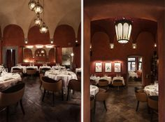 Cucina Torcicoda in Florence, project by Luigi Fragola Architects #LuigiFragola #DesignRestaurant #Bross #CucinaTorcicoda