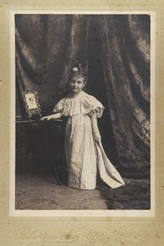 Carlotta Shackelford - Cherokee - circa 1900