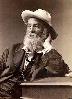 """En Espiral: Walt Whitman: Vida y Obra. """"Canto de mi mismo"""""""