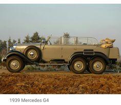 1939 Mercedes Benz G4