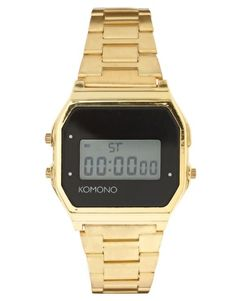 Komono Gold Bond Watch