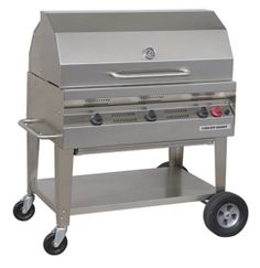 Barbecues Galore - Outdoor Cooking - GAS GRILLS > SILVER GIANT > SGC36