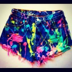 This will be my next DIY Shorts