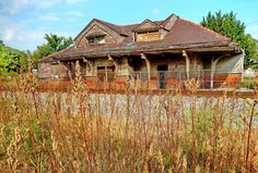 The Old B & O Station, Aberdeen, MD