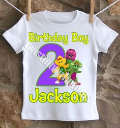 f849b40301 30 Best Barney Birthday Party Ideas images in 2018 | Barney party ...