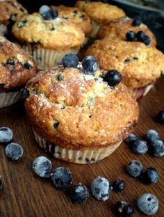 Kokkama Ragnega: Mustikatest rikastunud muffinid