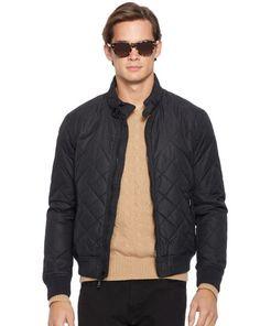 Polo Ralph Lauren Quilted Jersey Shirt Jacket | quilted | Pinterest : ralph lauren jacket quilted - Adamdwight.com