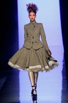 Jean Paul Gaultier Haute Couture  Fall/Winter 2011