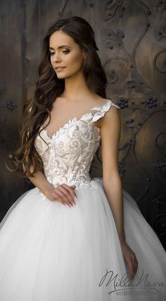 Milla Nova 2016 Bridal Collection - Gracia - Belle The Magazine