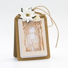 Deer Tags, Tonic Cards, Stepper Cards, Christmas Tag, Shadow Box, Holiday Cards, Layering, Studios, Reusable Tote Bags