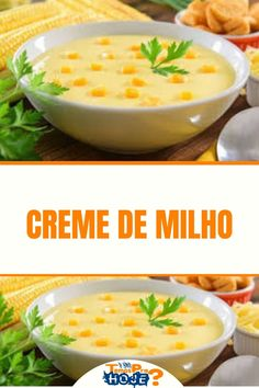 Cheeseburger Chowder, Cantaloupe, Cooking Recipes, Yummy Food, Diet, Fruit, Happy June, 1, Cream Corn Recipes